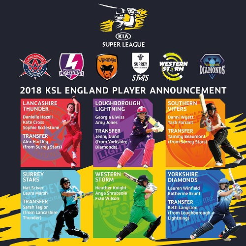 KSL Player announcement graphic