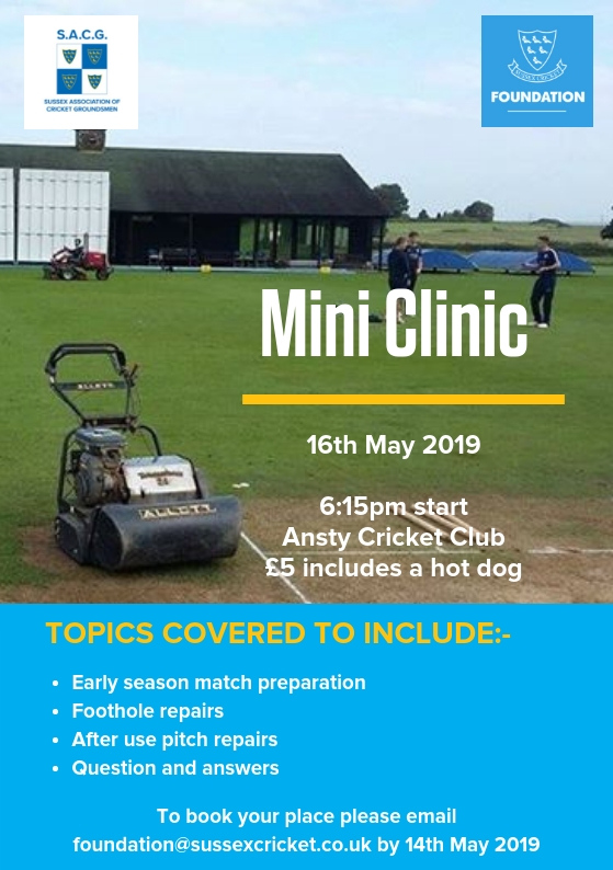 May Mini Clinic