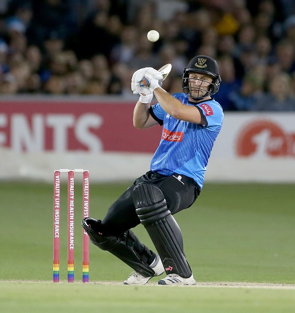 Sharks Go Clear At Top With Fifth Consecutive Win Sussex