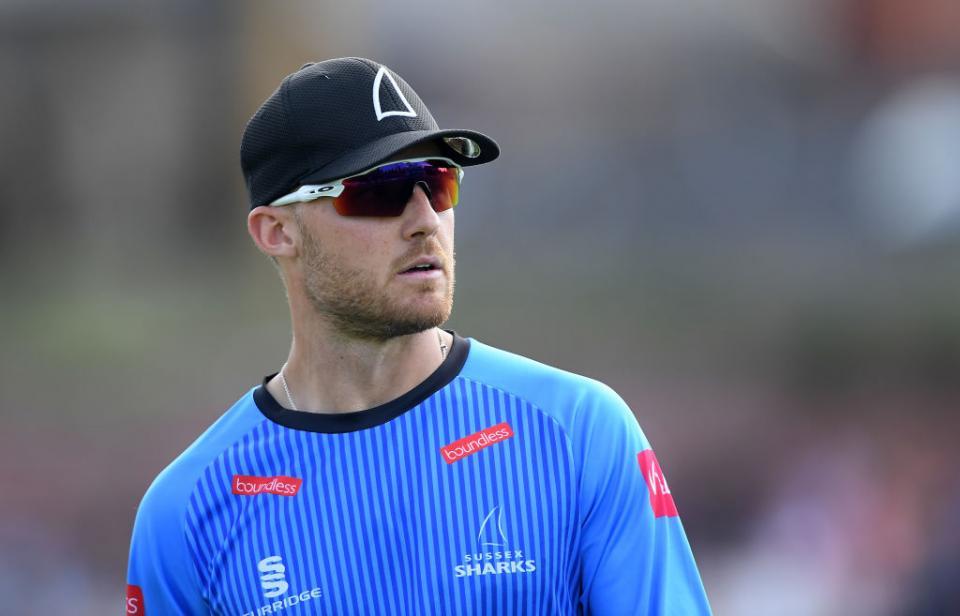 Laurie Evans travels to Caribbean Premier League | Sussex Cricket