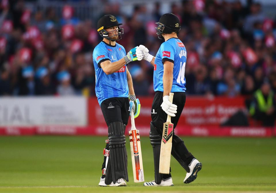 Highlights Sussex Sharks Vs Worcestershire Rapids